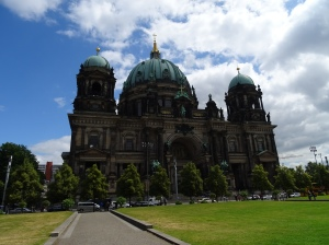 The Berlin Dome from outside